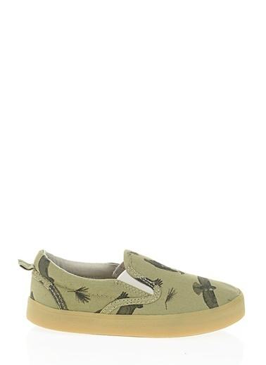 Gap Ayakkabı Yeşil